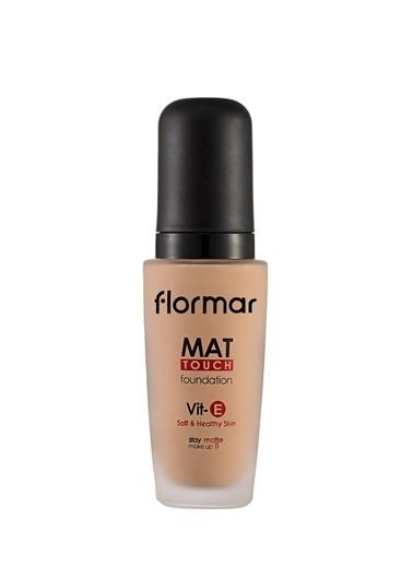 Flormar Mat Touch Foundation Soft Beige Fondöten  M301 Ten